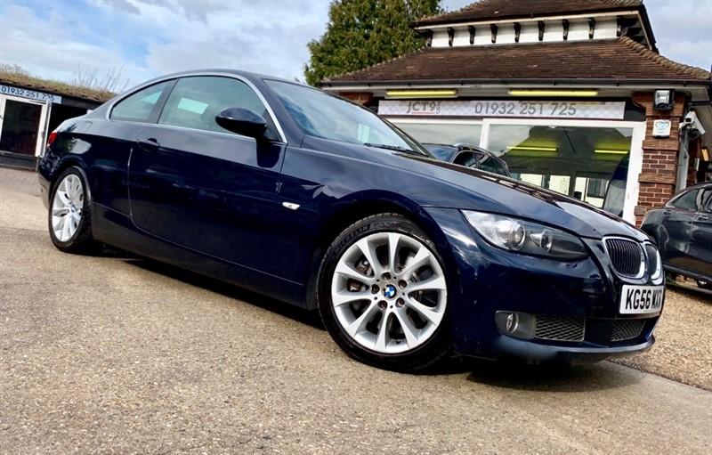 used BMW 335i SE in shepperton-surrey