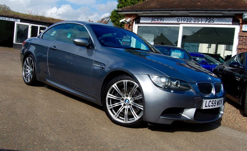used BMW M3 8K OPTIONS  EDC  19s   in shepperton-surrey
