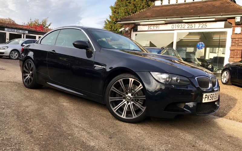 used BMW M3 4.0 V8 M DCT    in shepperton-surrey