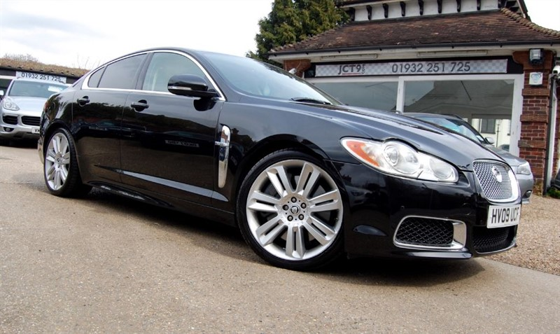 used Jaguar XFR V8 R   FSH   LOVELY EXAMPLE in shepperton-surrey