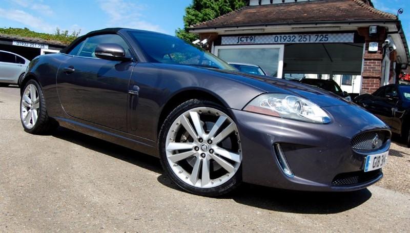 used Jaguar XK 5.0 V8 PORTFOLIO   FJSH RECENTLY DONE in shepperton-surrey