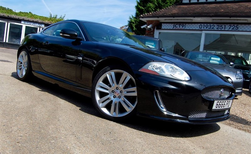 used Jaguar XK 5.0 V8 WITH XKR SPEED STYLING in shepperton-surrey