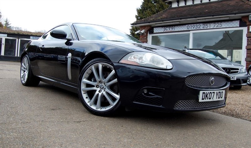 used Jaguar XKR V8 S/C   STUNNING EXAMPLE in shepperton-surrey