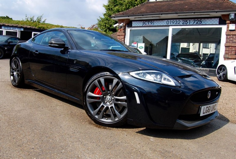 used Jaguar XKR-S V8 Supercharged in shepperton-surrey