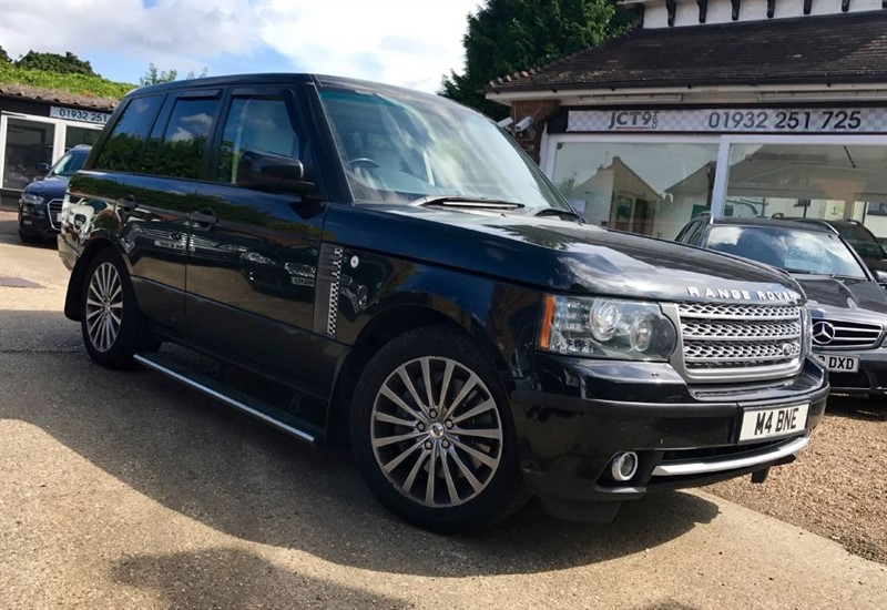 used Land Rover Range Rover 5.0 V8 S/C AUTOBIOGRAPHY   FLRSH in shepperton-surrey