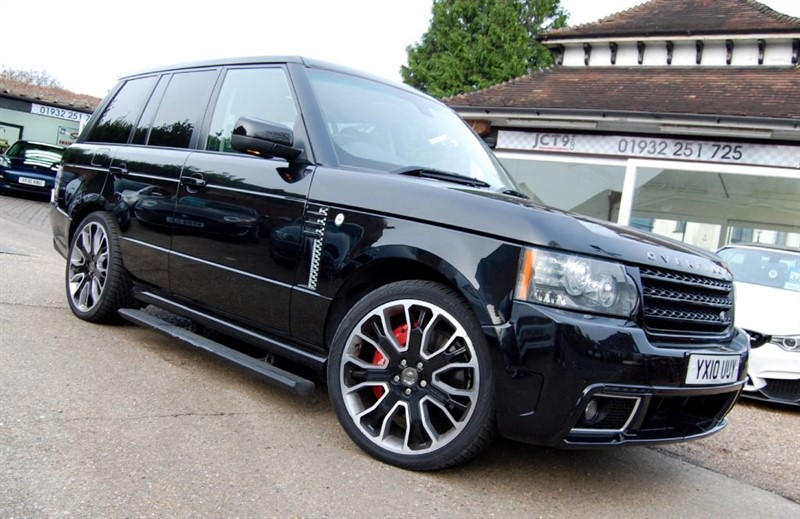 used Land Rover Range Rover 5.0 V8 S/C AUTOBIOGRAPHY  FULL OVERFINCH in shepperton-surrey
