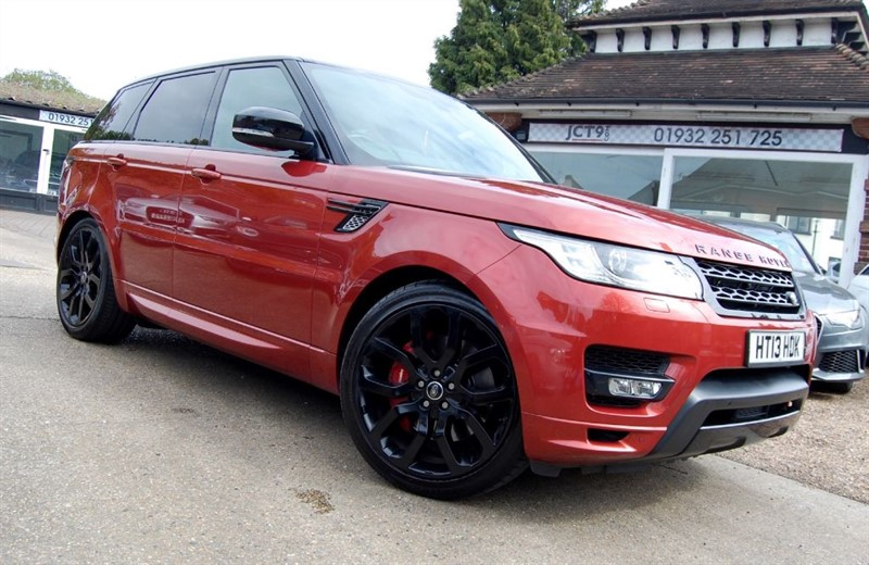 used Land Rover Range Rover Sport SDV6 AUTOBIOGRPHY DYNAMIC   FLRSH in shepperton-surrey