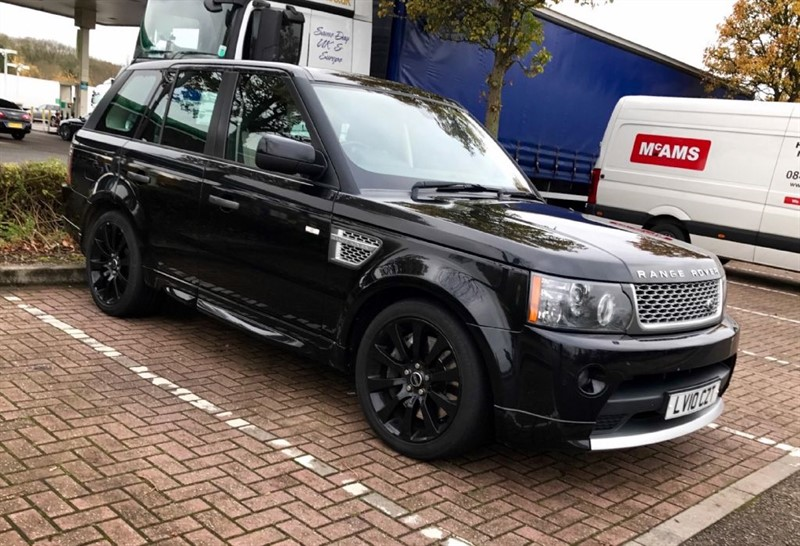 used Land Rover Range Rover Sport 5.0 V8 S/C AUTOBIOGRAPHY  FLRSH in shepperton-surrey