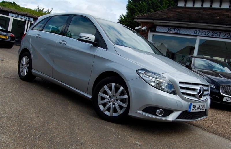 used Mercedes B200 CDI BLUEEFFICIENCY SE    FMBSH JUST DONE   NICE SPEC in shepperton-surrey