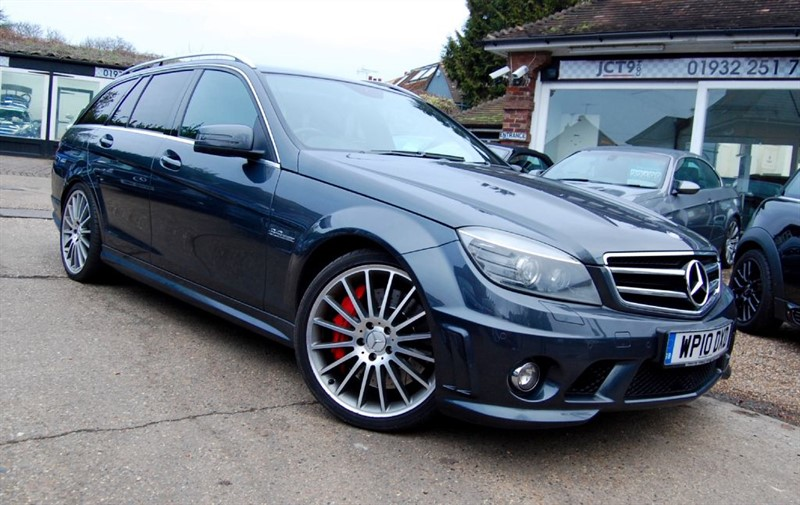 used Mercedes C63 AMG PERFORMANCE PACK   14K OPTIONS     in shepperton-surrey