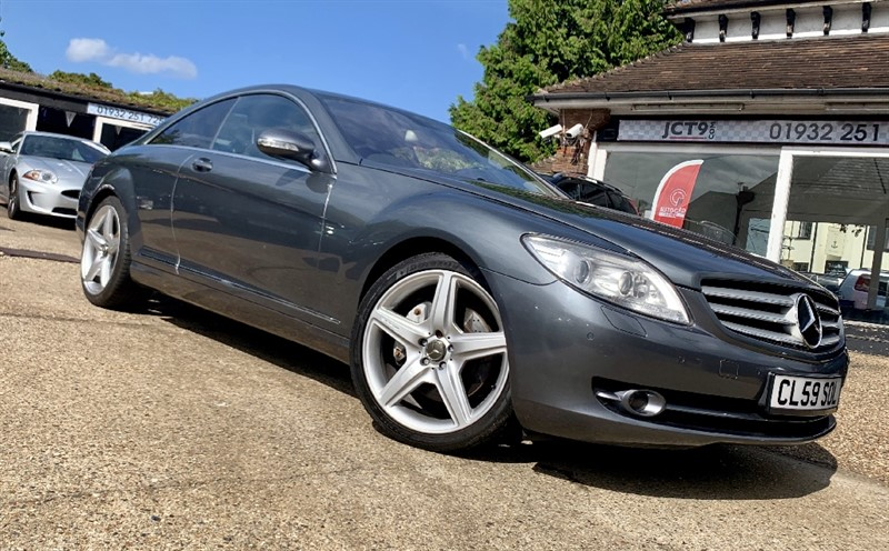 used Mercedes CL500  in shepperton-surrey