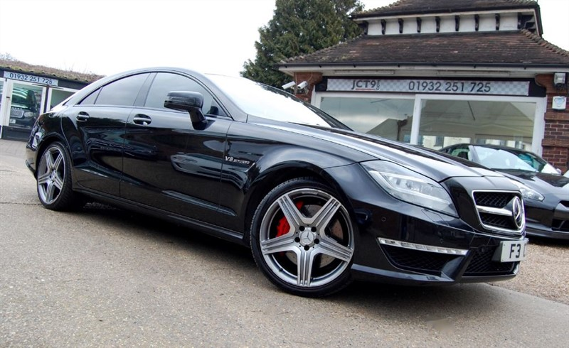 Mercedes CLS63 AMG for sale