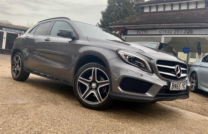 Mercedes GLA220 for sale