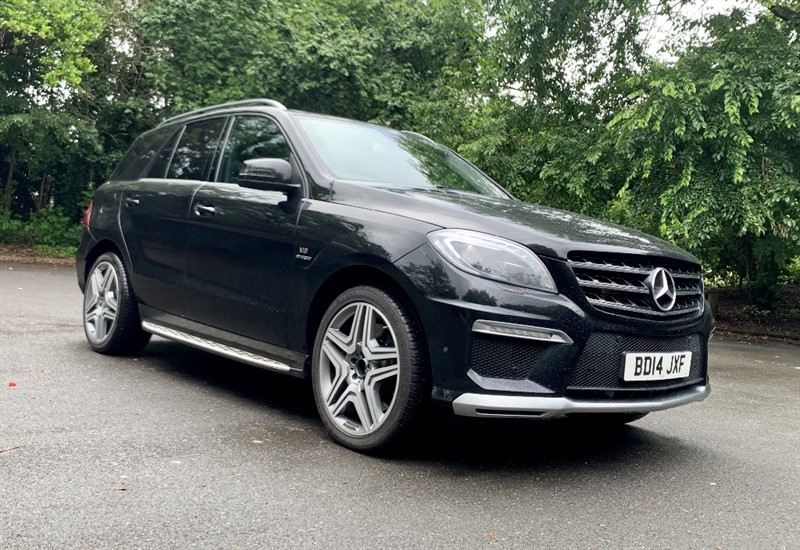 used Mercedes ML63 AMG in shepperton-surrey