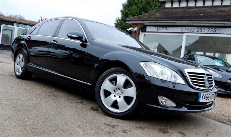 Mercedes S500 for sale