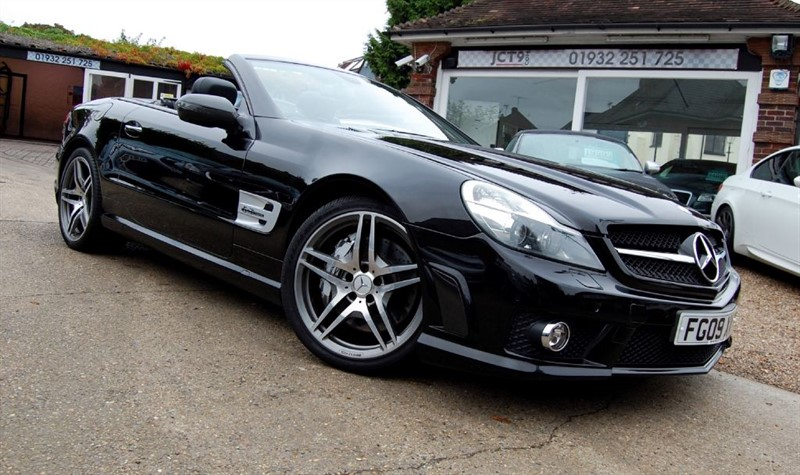 Mercedes SL63 AMG for sale