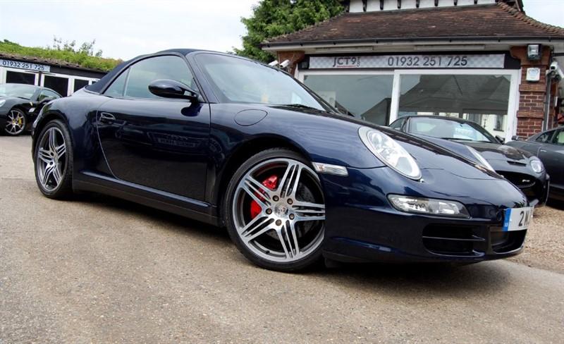 used Porsche 911 CARRERA 4 S in shepperton-surrey