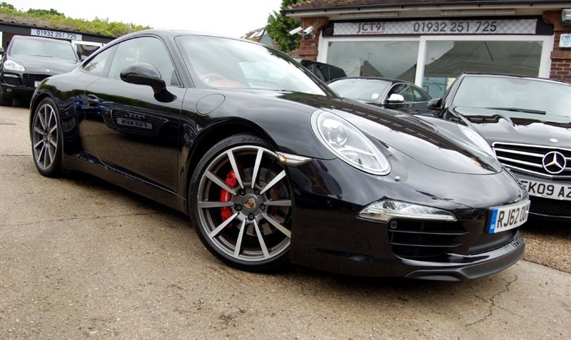 used Porsche 911 CARRERA S PDK   17.5K OPTIONS in shepperton-surrey