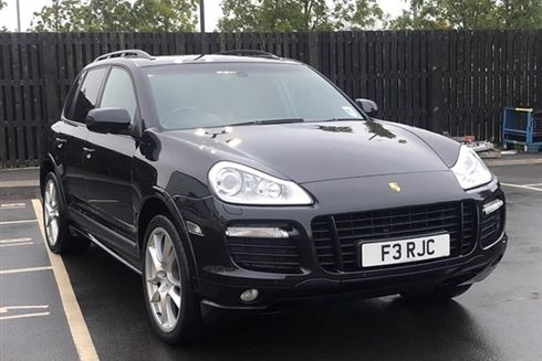 used Porsche Cayenne GTS TIPTRONIC S   BLACK PACK in shepperton-surrey