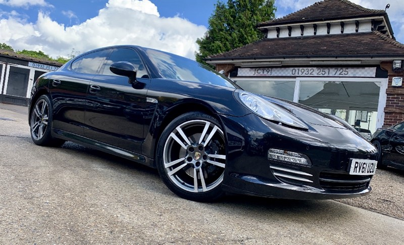used Porsche Panamera V6 4 PDK in shepperton-surrey