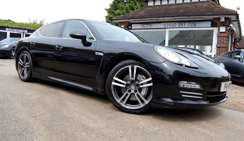 used Porsche Panamera 4S PDK  7K FACTORY OPTIONS in shepperton-surrey