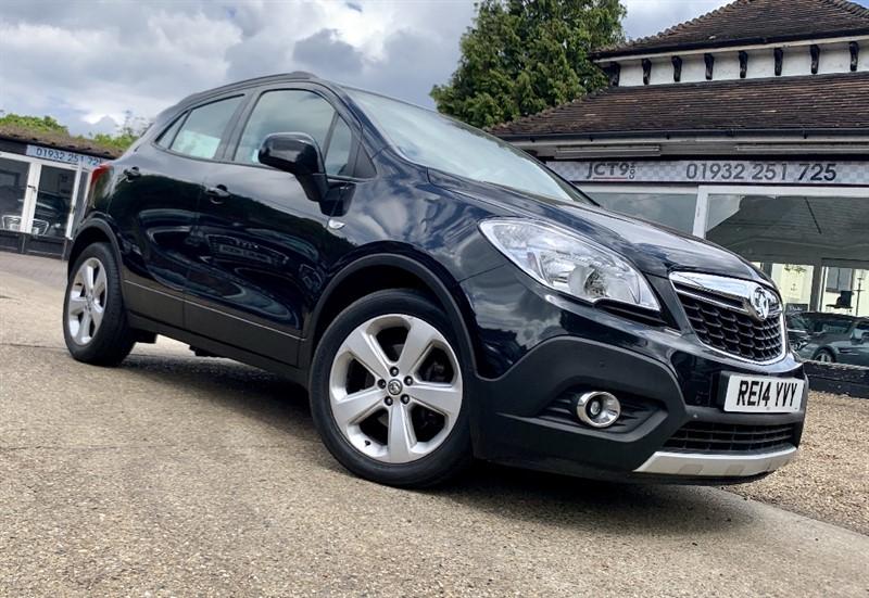 used Vauxhall Mokka EXCLUSIV in shepperton-surrey