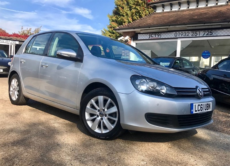 used VW Golf SE TSI in shepperton-surrey