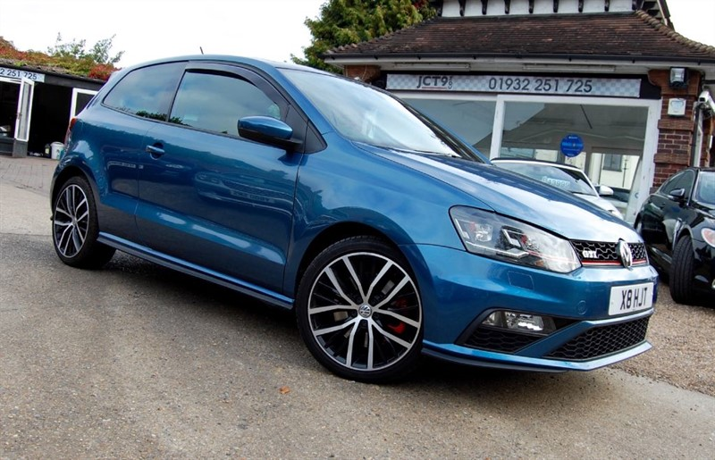 used VW Polo GTI   SUNROOF   1 OWNER in shepperton-surrey