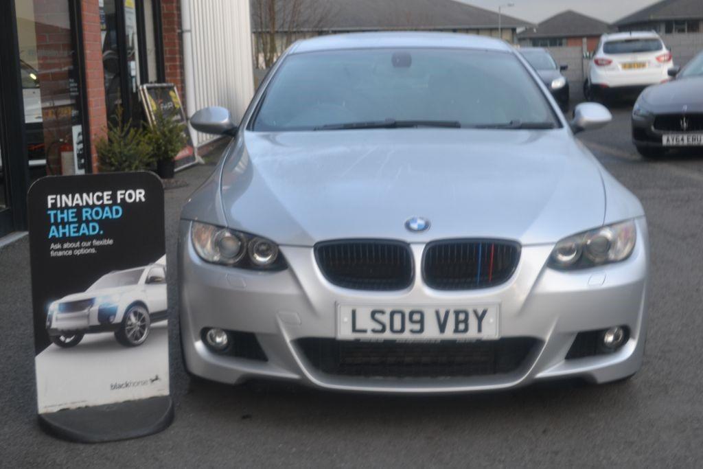 Used Titanium Silver Met BMW D For Sale Lancashire - 330d bmw