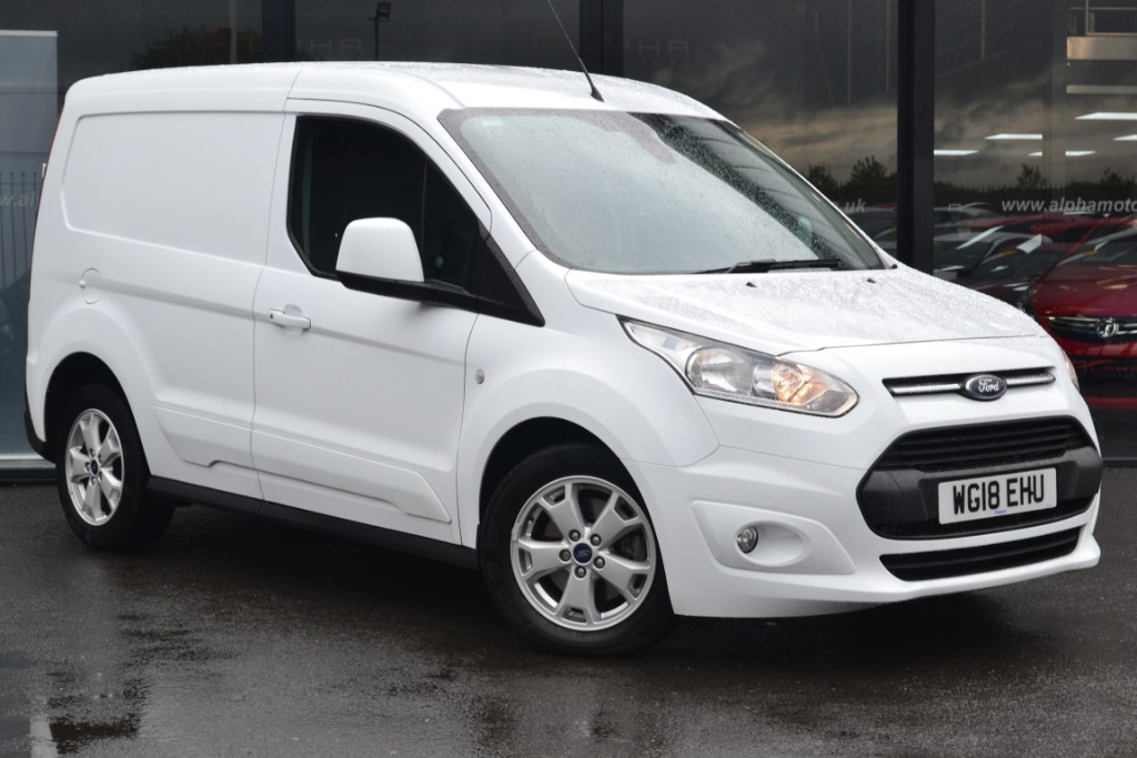 cabeff265f Ford Transit Connect 1.5L 200 LIMITED P V