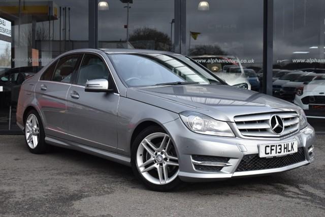 Mercedes C250