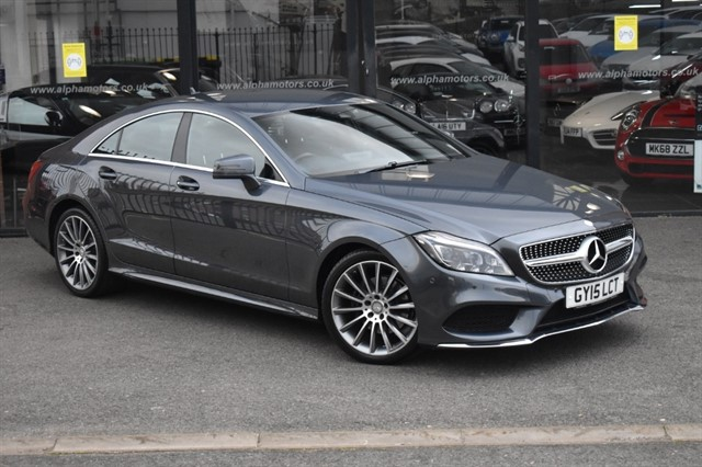 Mercedes CLS220