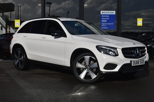 Mercedes GLC220