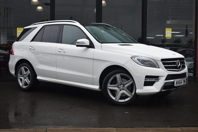 Mercedes ML250