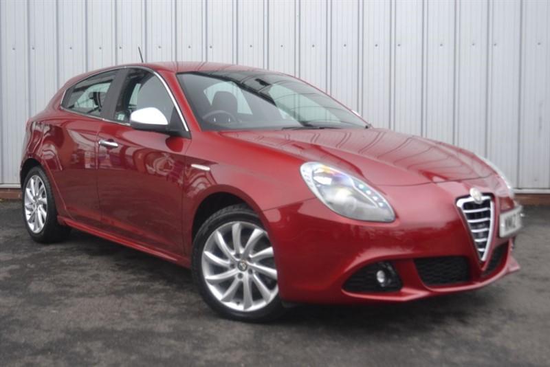 used Alfa Romeo Giulietta JTDM-2 VELOCE S/S in wigan-lancashire