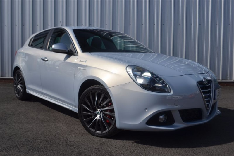 Alfa Romeo Giulietta for sale