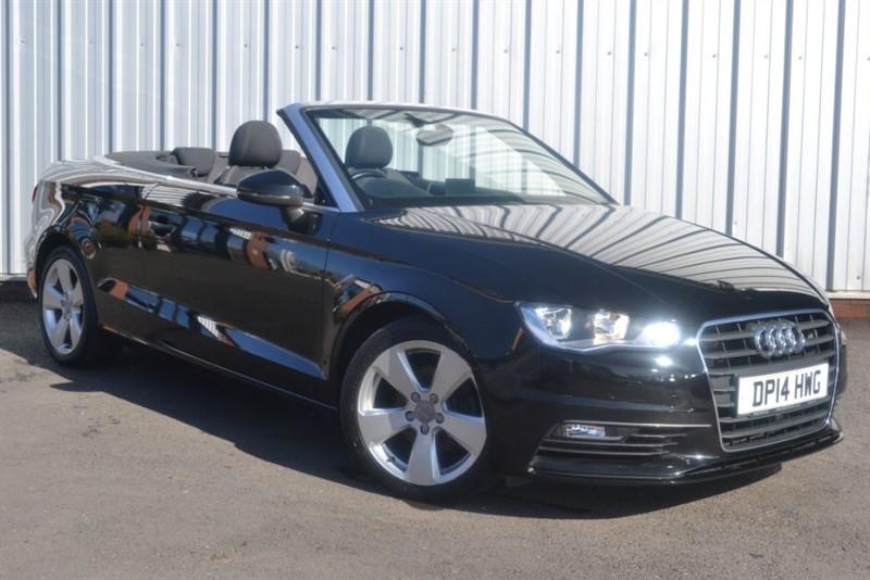 used Audi A3 TDI SPORT in wigan-lancashire