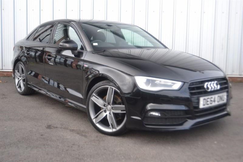 used Audi A3 TFSI S LINE+HUGE SPEC+ in wigan-lancashire