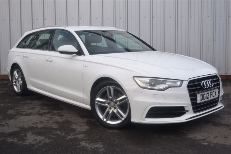 used Audi A6 Avant TDI S LINE in wigan-lancashire