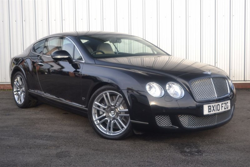 used Bentley Continental GT SERIES 51 in wigan-lancashire