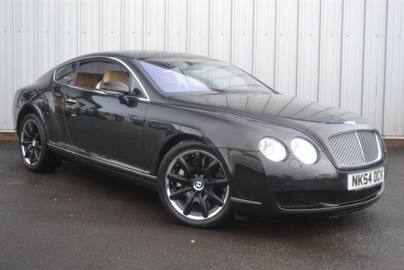 used Bentley Continental GT  in wigan-lancashire