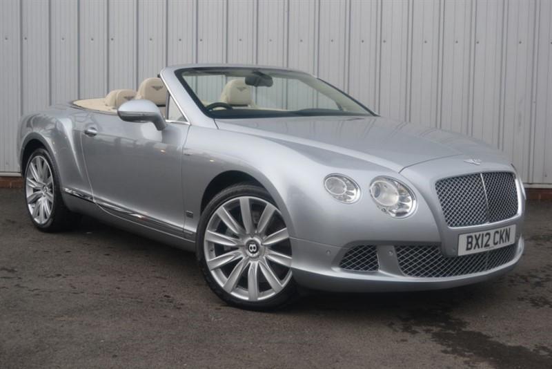used Bentley Continental GTC  in wigan-lancashire