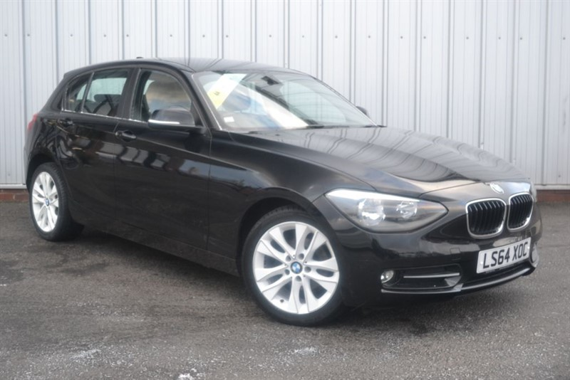 used BMW 116d SPORT in wigan-lancashire