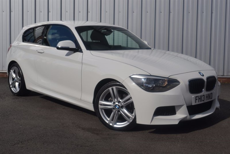 used BMW 116i M SPORT in wigan-lancashire