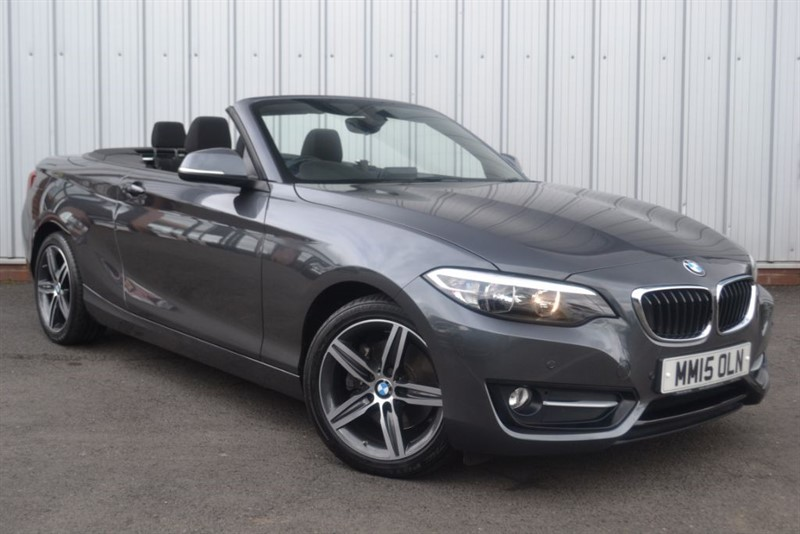 used BMW 220d SPORT in wigan-lancashire