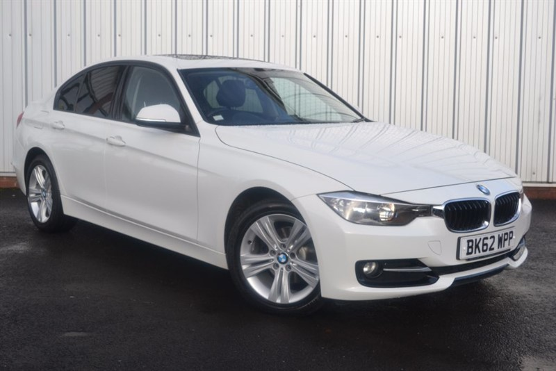 used BMW 316d SPORT in wigan-lancashire