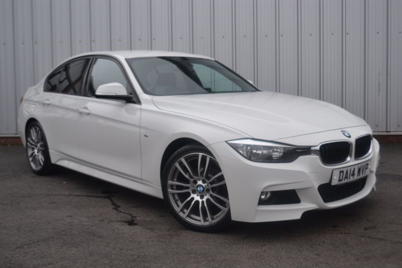used BMW 318d M SPORT in wigan-lancashire
