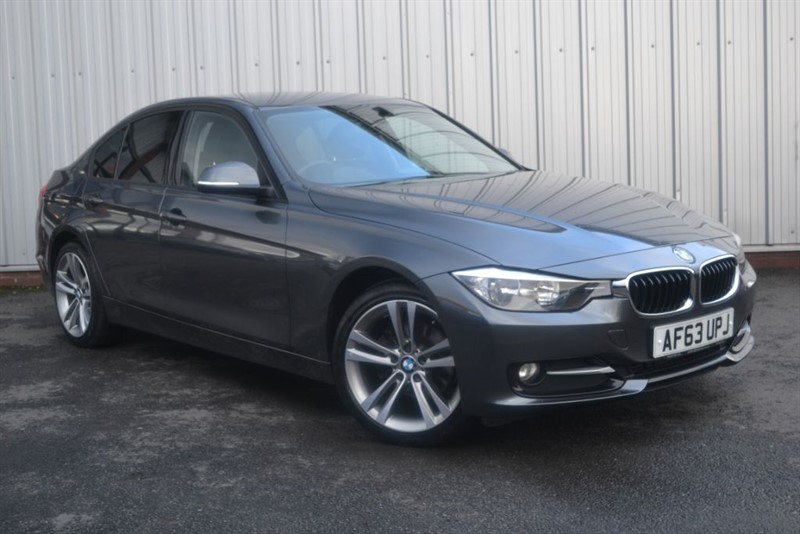 used BMW 318d SPORT in wigan-lancashire