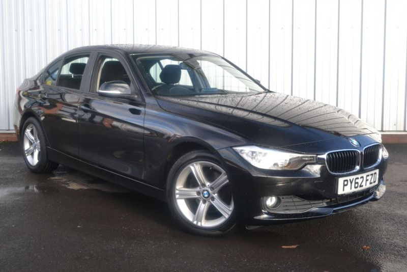 used BMW 318d SE in wigan-lancashire