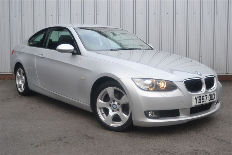 used BMW 320d SE in wigan-lancashire